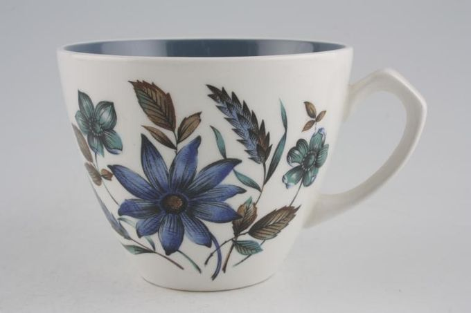"""Meakin Country Side Teacup 3 1/2 x 2 3/4"""""""