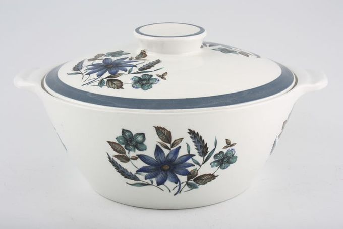 Meakin Country Side Vegetable Tureen with Lid