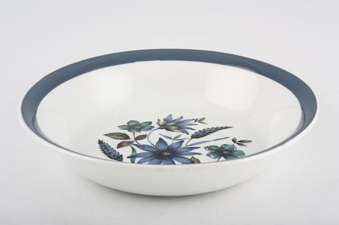 """Meakin Country Side Soup / Cereal Bowl 7 1/4"""""""