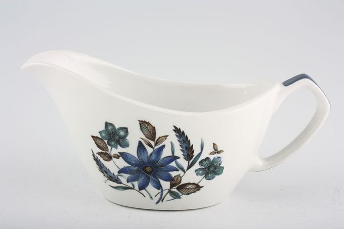 Meakin Country Side Sauce Boat 'Myott' backstamp