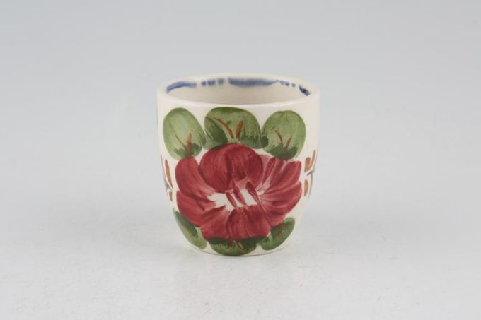 """Wood & Sons Belle Fiore Egg Cup No Foot 2 x 2"""""""