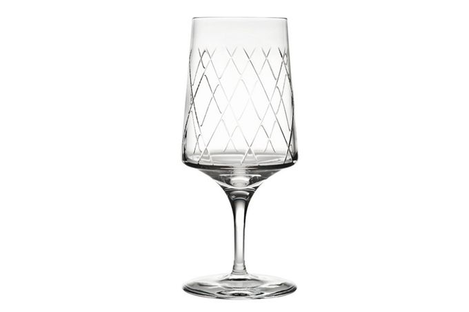 Vista Alegre Ritz Pair of Wine Goblets