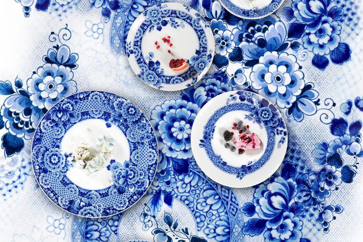 Vista Alegre Blue Ming