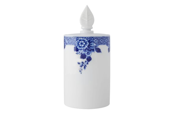 Vista Alegre Blue Ming Jar + Lid 12.2 x 26cm