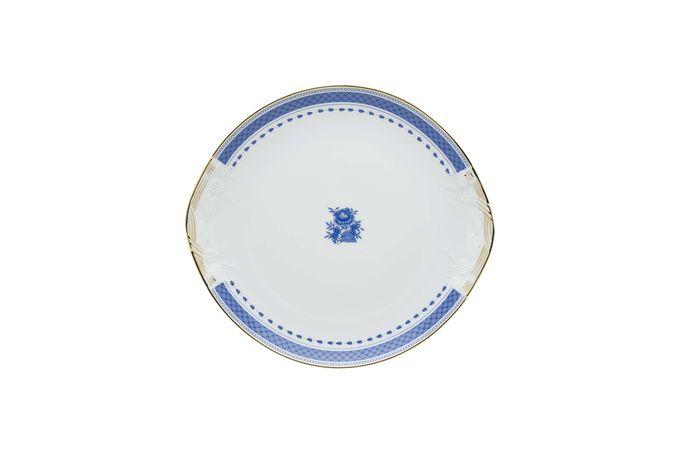 Vista Alegre Cozinha Velha Cake Plate 26.4 x 24.5cm