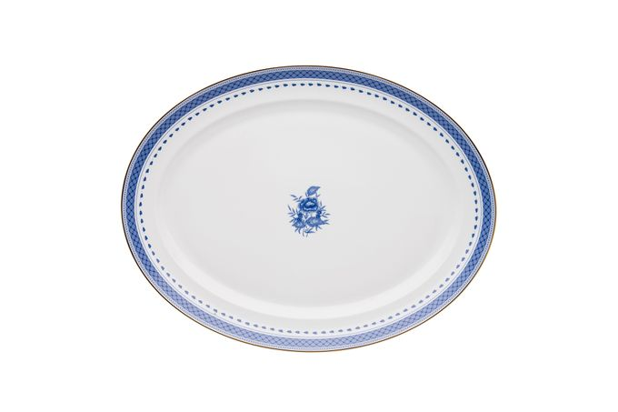 Vista Alegre Cozinha Velha Oval Plate / Platter 35 x 27.3 x 3.5cm