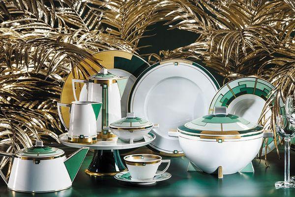 Vista Alegre Emerald