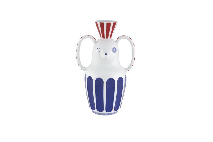 Vista Alegre Folkifunki Vase Elephant Vase