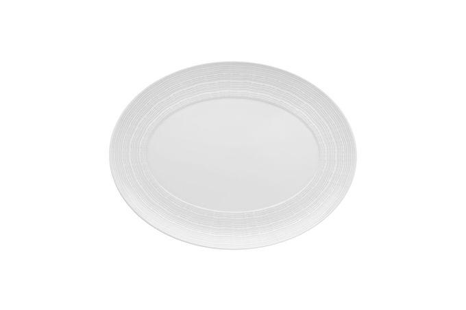 Vista Alegre Mar Oval Plate / Platter 34.7 x 26.5 x 2.8cm