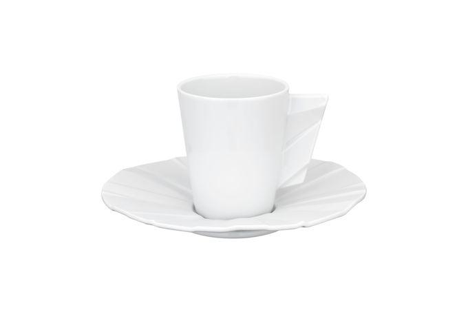 Vista Alegre Matrix Coffee Cup & Saucer 13.6cm