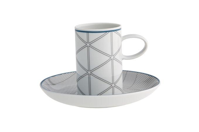 Vista Alegre Orquestra Coffee Cup & Saucer 13cm