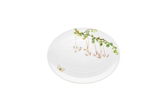 Vista Alegre Prairie Oval Plate / Platter 41.6 x 32cm