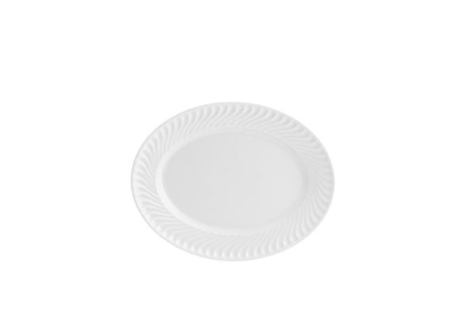 Vista Alegre Sagres Oval Plate / Platter 40.5 x 32cm
