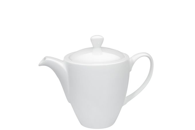 Vista Alegre Spirit White Coffee Pot 1.26l