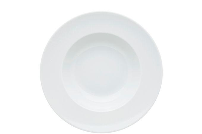 Vista Alegre Spirit White Rimmed Bowl 32cm