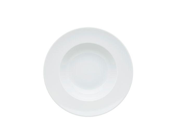 Vista Alegre Spirit White Rimmed Bowl 24.4cm