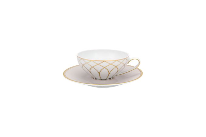 Vista Alegre Terrace Teacup & Saucer (Size is saucer) Cup 10.5 x 5.1cm 16.5cm