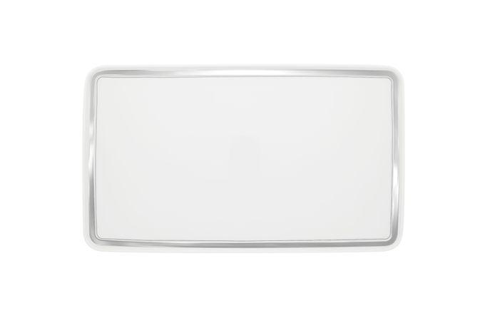 Vista Alegre Trasso Rectangular Platter 34.6 x 20cm