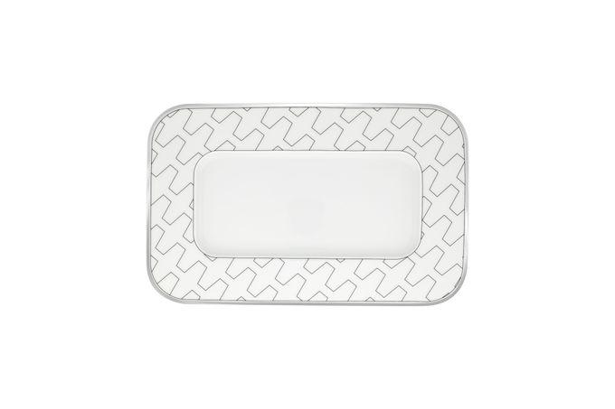 Vista Alegre Trasso Rectangular Platter 27 x 17cm