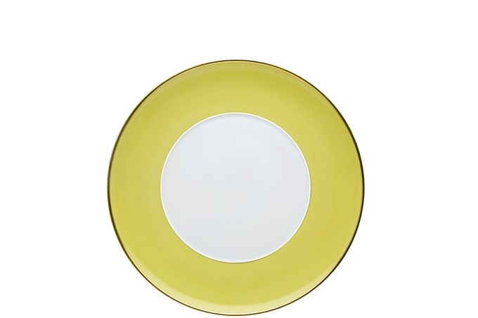 Vista Alegre Rocco Dinner Plate Green & Gold 28.1cm