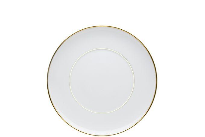 Vista Alegre Rocco Dinner Plate White & Gold 28.1cm