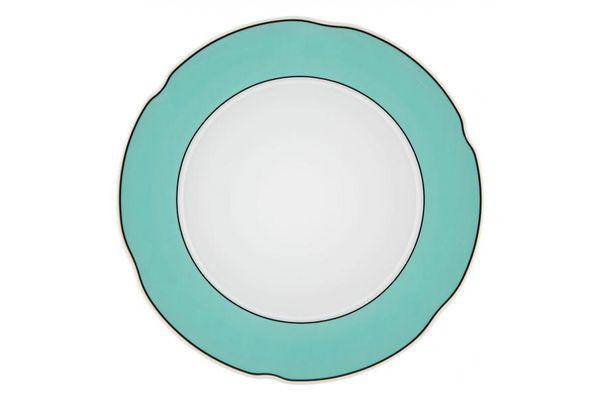 Vista Alegre Holi Dinner Plate Turquoise 29cm