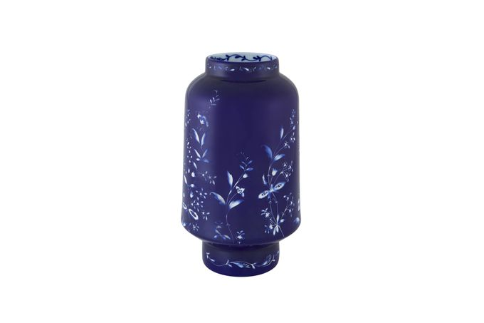 Vista Alegre Midnight Vase