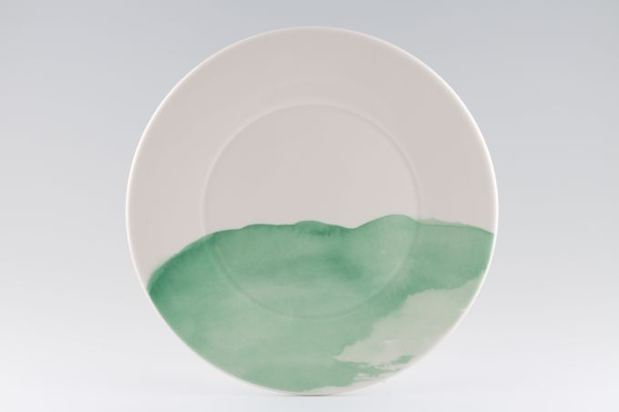 Casa Alegre Oceanus Dinner Plate Green 28cm