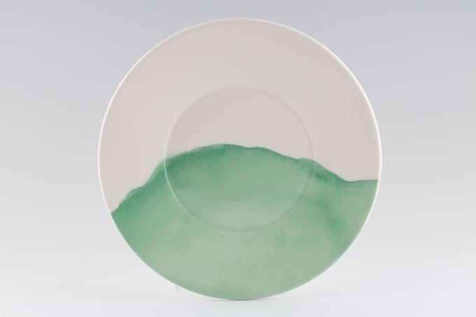 Casa Alegre Oceanus Starter / Salad / Dessert Plate Green 22cm