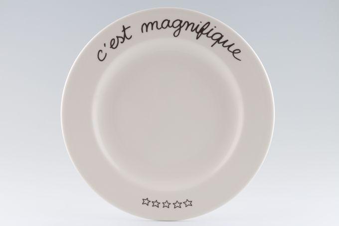 Casa Alegre C'est Magnifique Dinner Plate 27.5cm