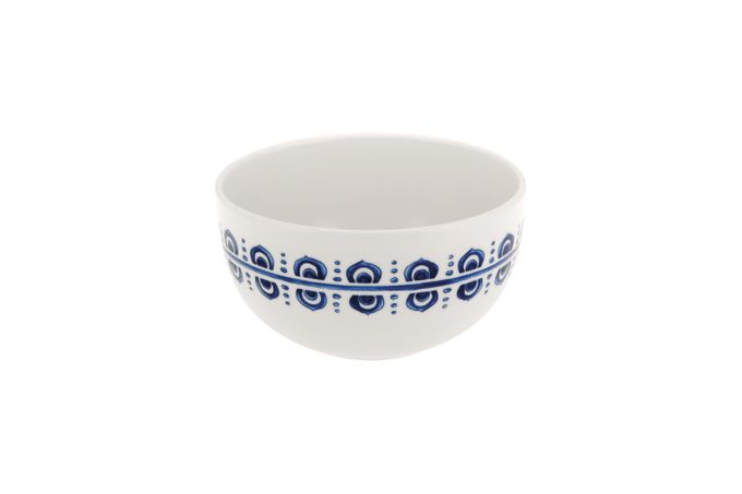 Casa Alegre Azure Oatmeal / Cereal / Soup 15.5cm