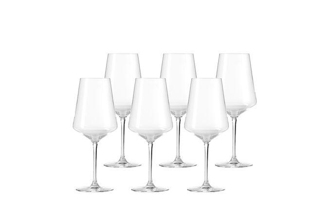 Leonardo Puccini Set of 6 Red Wine Glasses 0.75l