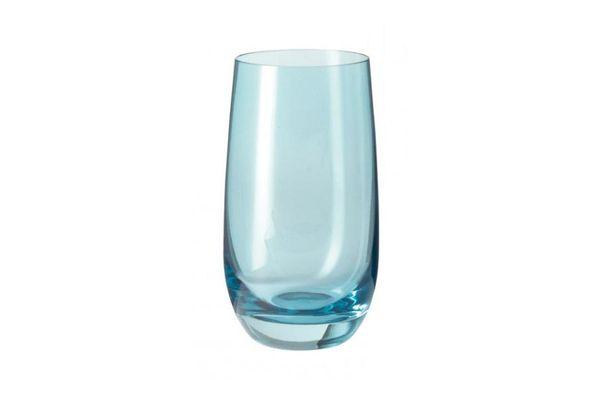 Leonardo Sora Highball Blue - 6 x 13cm 0.39l