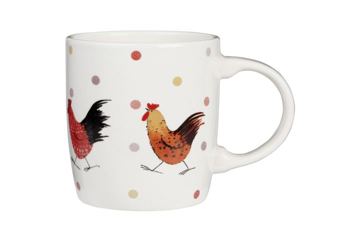 Alex Clark for Churchill Rooster Mug Rooster