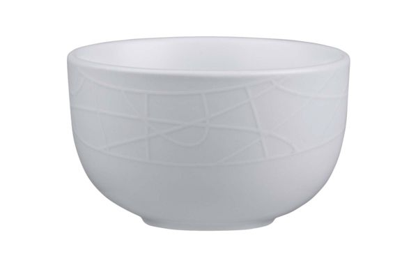 Jamie Oliver for Churchill White on White - Queens Bowl Sweetie