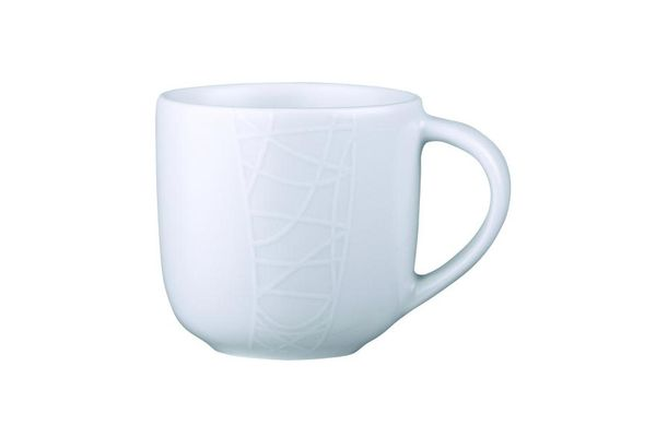 Jamie Oliver for Churchill White on White - Queens Coffee Cup Snug