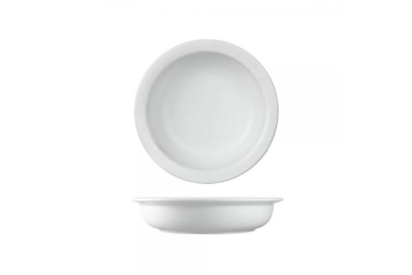 Jamie Oliver for Churchill White on White - Queens Pie Dish