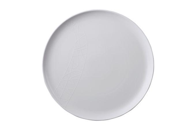 Jamie Oliver for Churchill White on White - Queens Platter Big Fella 30cm