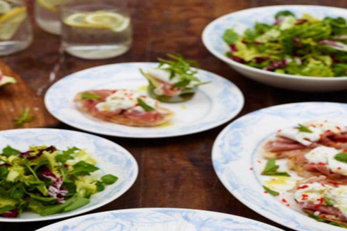 Jamie Oliver for Churchill Mediterranean