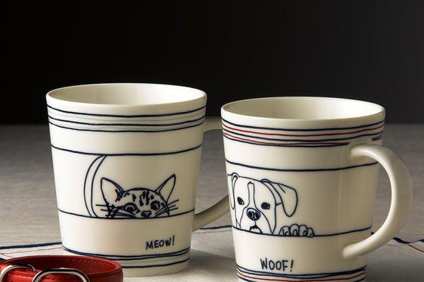 Ellen DeGeneres for Royal Doulton Mugs