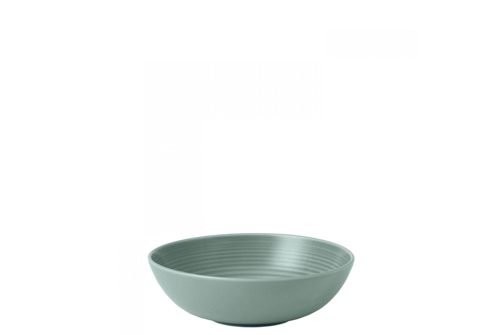 Gordon Ramsay for Royal Doulton Maze Teal Cereal Bowl 18cm thumb 1
