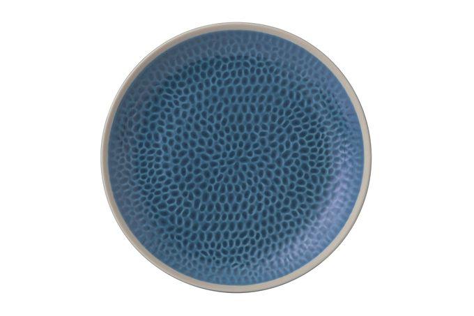 Gordon Ramsay for Royal Doulton Maze Grill Side Plate Hammer Blue 23cm