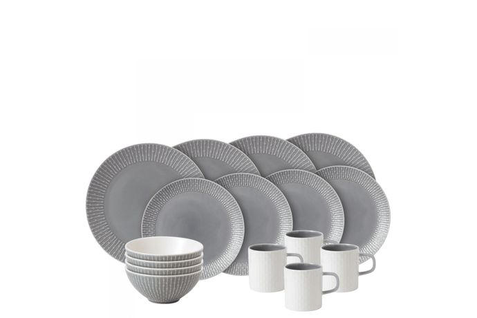 HemingwayDesign for Royal Doulton Knotted Grey
