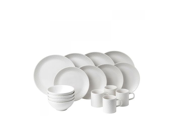 HemingwayDesign for Royal Doulton Knotted White