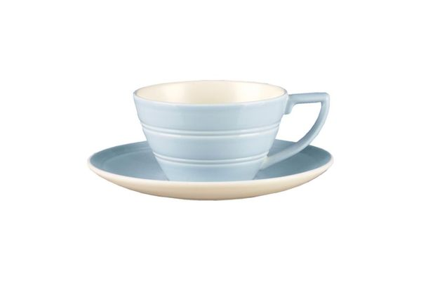 Jasper Conran for Wedgwood Casual Tea Saucer Blue 6 1/4""