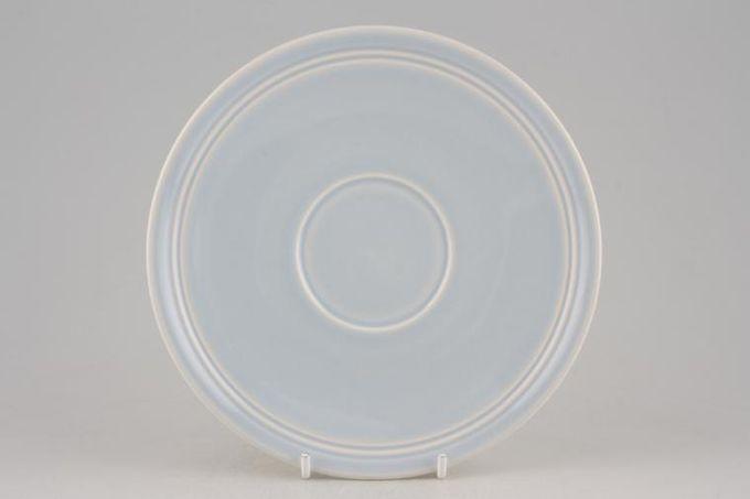 "Jasper Conran for Wedgwood Casual Breakfast Saucer Blue 7"""