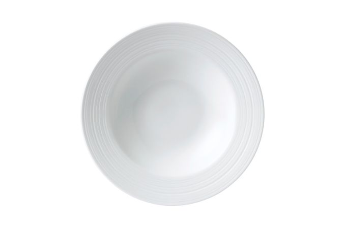 Jasper Conran for Wedgwood Strata Rimmed Bowl 26cm