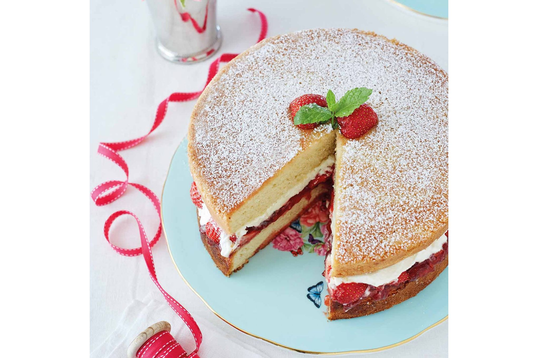 Miranda Kerr for Royal Albert Blessings Cake Plate 29cm thumb 3