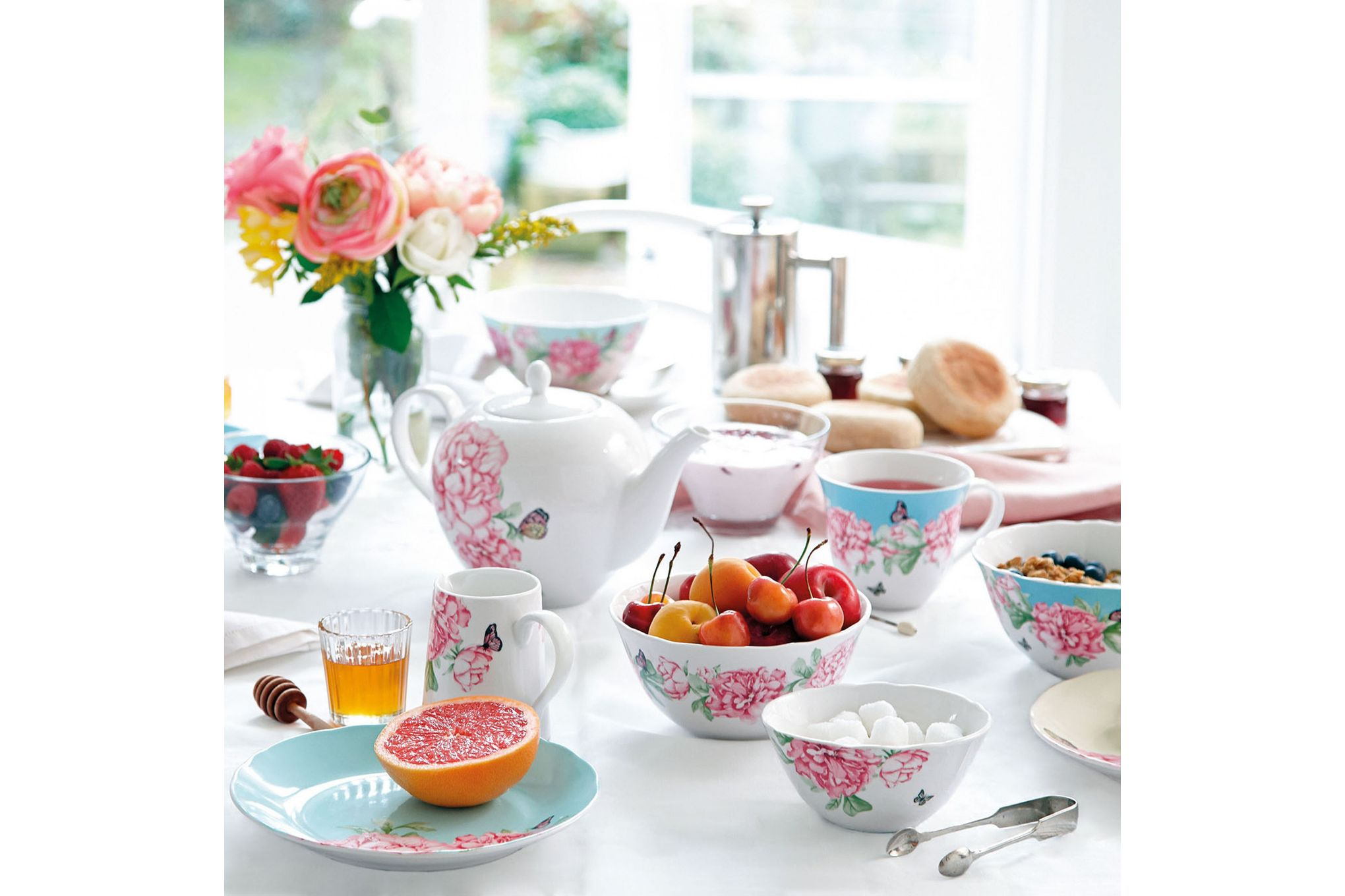 Miranda Kerr for Royal Albert Everyday Friendship Teacup & Saucer Green thumb 2