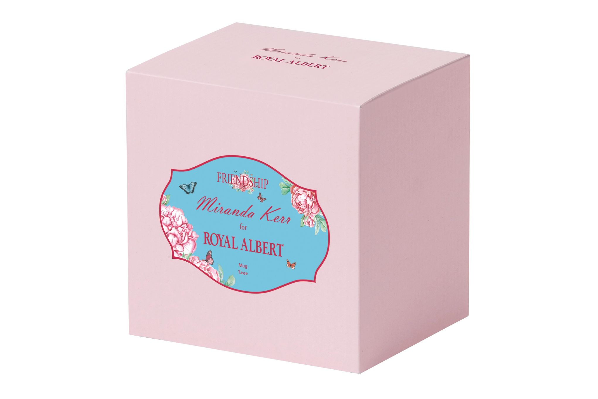 Miranda Kerr for Royal Albert Friendship Mug Turquoise 0.4l thumb 2